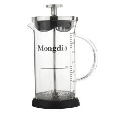 Sale 350Ml French Press Tea Coffee Maker Cafetiere Cup Frame Heat Resistant Glass Pot Intl Online Singapore