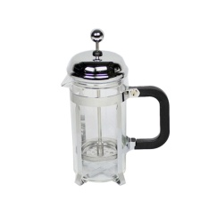 350ml Stainless Steel Glass Tea Coffee Cup french Plunger Press Maker - intl