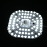 Brand New 36W 2835Smd 72Led Square Replace Lens Light Beads Board Lamp Panel Light Intl