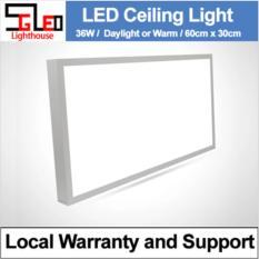 36W Rectangular Panel Light Cool White Lowest Price