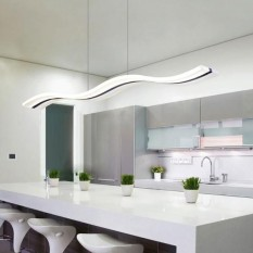 38W LED Pendant Light, WamWhite 3000K