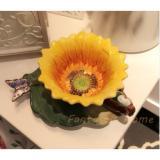 Sale 3D Handmade Sunflower Coffee Cup Drinking Warter Mug Tea Van Gogh Online Singapore