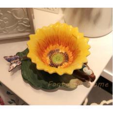 Buy 3D Handmade Sunflower Coffee Cup Drinking Warter Mug Tea Van Gogh On Singapore