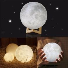 3D Moon Lamp Usb Led Night Light Moonlight Gift Touch Sensor Color Changing 8Cm Intl Oem Discount