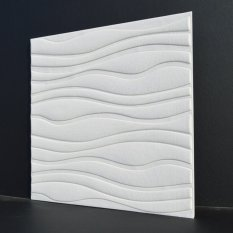 3D Wave Pattern Wallpaper Bedroom Living Room Modern Wall Background TV Decor