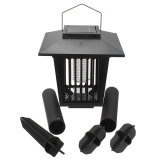 Compare Prices For 3In1 Insect Zapper Kill Bugs Repeller Solar Uv Led Light Lamp