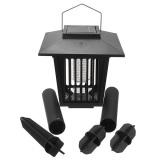 Where To Shop For 3In1 Insect Zapper Kill Bugs Repeller Solar Uv Led Light Lamp