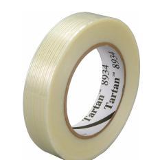 3m Tartan Filament Tape 8934 Clear, 24 mm x 55 m - (2 ROLLS)