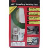 Recent 3M Vhb Heavy Duty Mounting Tape Value Pack 12Mm X 5M Double Sided Tape