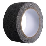 3Pcs 5Cm X 5M Floor Safety Non Skid Tape Roll Anti Slip Adhesive Stickers High Grip Black Intl Lowest Price