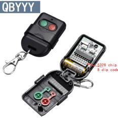 Price 3Pcs Singapore Malaysia 5326 433Mhz Dip Switch Auto Gate Duplicate Remote Control Key Fob Intl Qbyyy Original