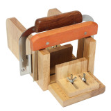 3Pcs Soap Mold Loaf Cutter Adjustable Wood Beveler Planer Cutting 2 Tool Set Export Intl Cheap