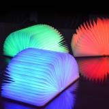 Price 3W Innovative Led Folding Book Lamp Reading Lamp Usb Rechargeable Foldable Light Intl Vwinget Online