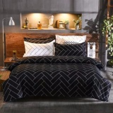 Cheaper 4 In 1 Queen Fitted Bedding Set Bed Protector Home Quilt Cover Sheet Pillowcase Sets Hb Ct Intl