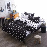 Low Price 4 In 1 Queen Fitted Bedding Set Bed Protector Home Quilt Cover Sheet Pillowcase Sets Hb Ax Intl