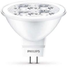 (4 Packs) Essential LED 5W (50W Equivalent) 6500K (Cool Daylight) MR16 24D