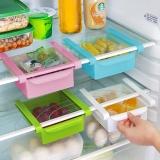 4 Pcs Slide Fridge Storage Rake Freezer Food Storage Boxes Pantry Storage Organizer Bins Container Space Saving Fridge Storage Box Intl Price