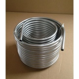 4 Sizes Stainless Steel Immersion Wort Chiller Great For Home Brewing Intl Free Shipping