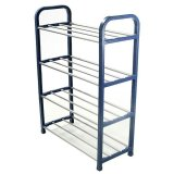 Discount 4 Tier Shoe Shoes Display Storage Organizer Rack Stand Shelf Holder Unit Shelves Not Specified On China