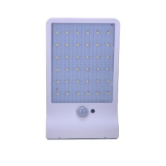 Sale 400Lm 36 Led Ultrathin Solar Power Street Light Pir Motion Sensor Lamps White Intl China