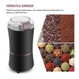 Buy 400W Electric Coffee Mill Grinder Beans Spices Nuts Grinding Machine With Stainless Steel Blade Intl