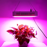 Best Reviews Of 400W True 140W Led Plant Grow Light Panel Full Spectrum Suspension Lamp Square Shape For Hydroponics Indoor Seedling Intl