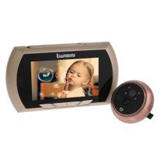 Review 4 3Inch Door Viewer With No Disturb Night Vision Motion Detection Doorbell Intl Oem
