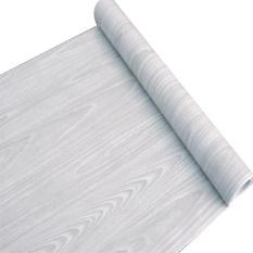 Price 45Cmx10M Wallpaper Diy Wall Stickers Wall Decor Pvc Self Adhesive Wallpaper Wood Grain Intl Oem China
