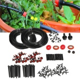 Shop For 46M Micro Drip Irrigation Self Watering System Kit Set Drippers For Plant Garden My Intl