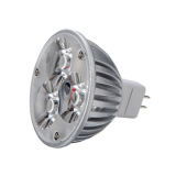 4Pcs 3W Mr16 High Power Warm White 3 Led Energy Saving Focus Down Light Bulb Lamp 12V China