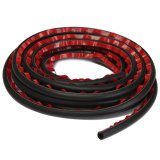 Lowest Price 4Pcs 5M Car Truck Motor Door Small D Shape Rubber Seal Weather Strip Oem Hollow 200 New Intl