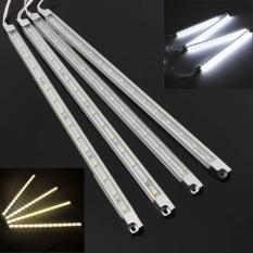 Best 4Pcs Kitchen Under Cabinet Counter Leds Lights Bar Kit Energy Saving Cool White Intl