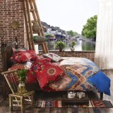 Buy 4Pcs Set Bohemia Bedding Sets Boho Mandala Duvet Cover Set With Pillowcases Bedsheet Printing Bedclothes Bed Linen Bedspread Pillowcase Queen Size Intl Oem Cheap