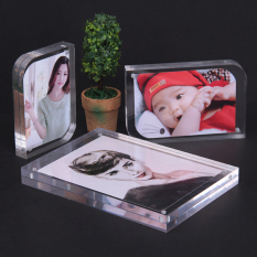 Who Sells The Cheapest Double Sided Crystal Acrylic Hem Table Card Online