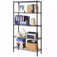 Price Comparisons For 5 Tier Kitchen Shelving Unit Storage Organisation Rack Js 205B