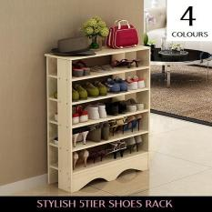 5 Tiers Shoes Rack For Sale