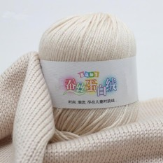 50g Soft Cotton Cashmere Wool Knitting Yarns hand sewing for Knitting  Crochet Craft Baby Sweater Knit Yarn - intl
