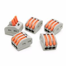 For Sale 50Pcs Suyep Compact Splicing Connector 400 V 28 12 Awg Pct 213 222 413 Intl
