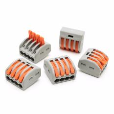Where To Shop For 50Pcs Suyep Compact Splicing Connector 400 V 28 12 Awg Pct 214 222 414 Intl