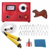 Cheap 50W Pyrography Machine Wood Burning Station 2 Pen Set Wood Craft Draw Tool 220V Intl Online
