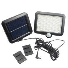56 LED Solar Power Motion Sensor Waterproof Outdoor Garden Security Lamp - intl