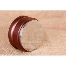 Buy 58Mm Stainless Steel Flat Base Coffee Tamper Pressed Powder Hammer Coffee Grinder Coffee Tea Tool Intl On China