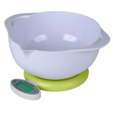 5Kg 1G Lcd Digital Kitchen Scale Electronic Weight Tool With 2 Containers Coupon Code