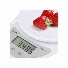 [sg Stock] 5kg/1g Postal Kitchen Digital Scale Led Electronic Wh-B05 Weighing Machine 5 Kg By Smart Shopping.