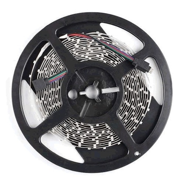 5M 3528 RGB 300 LED SMD Flexible Light Strip (EXPORT)(Intl)