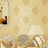 Purchase 5M 3D Self Adhesive Wallpaper Non Woven Fabric Waterproof Safty Home Decor Floral Wallcovering For Living Room Bedroom Background Wall Stickers Intl