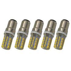 Sale 5Pcs B15 1157 Ac 220V 3 5W 240Lm Smd 2835 32 Led Bulb Light Lamp Warm White Export Intl Not Specified Wholesaler