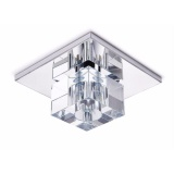 5W Clear Crystal Aisle Light Concrete Ceiling For Sale Online