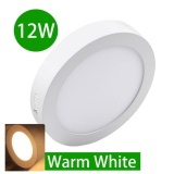 Get Cheap 6�X9D 12W Led Surface Mounted Downlight Concrete Cement Ceiling Light Decorative Outdoor Garden Balcony Warm White Intl