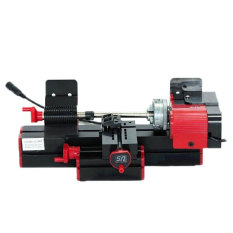 Sale 6 In 1 Multi Metal Mini Wood Lathe Motorized Jig Saw Grinder Driller